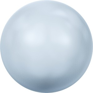 3mm Crystal Light Blue Pearl (001 302) 30 Stück