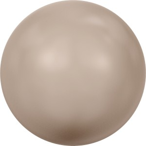 6 mm Crystal Powder Almond Pearl (001 305) 20 Stück