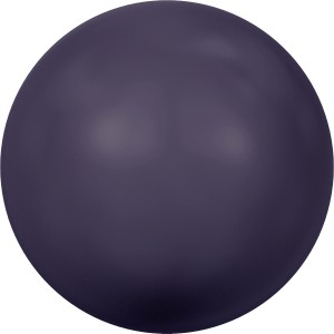 8 mm Crystal Dark Purple Pearl (001 309) 15 Stück
