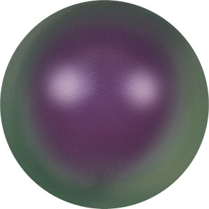 4mm Crystal Iridescent Purple Pearl (001 943) 20 Stück