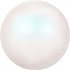 6 mm Crystal Pearlescent White  Pearl (001 969) 20 Stück